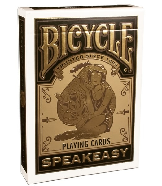 News: Bicycle Speakeasy Playing Cards Now Available To Club 808 Members
