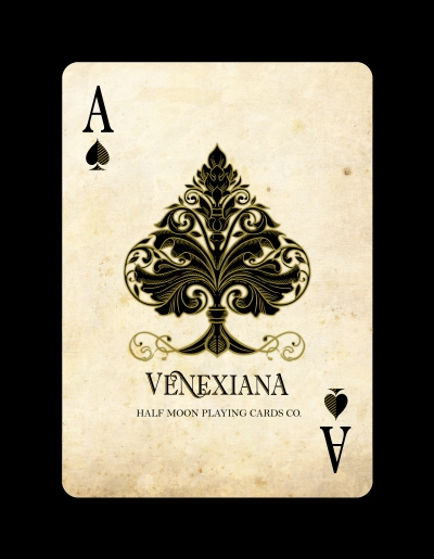 Venexiana Ace of spades