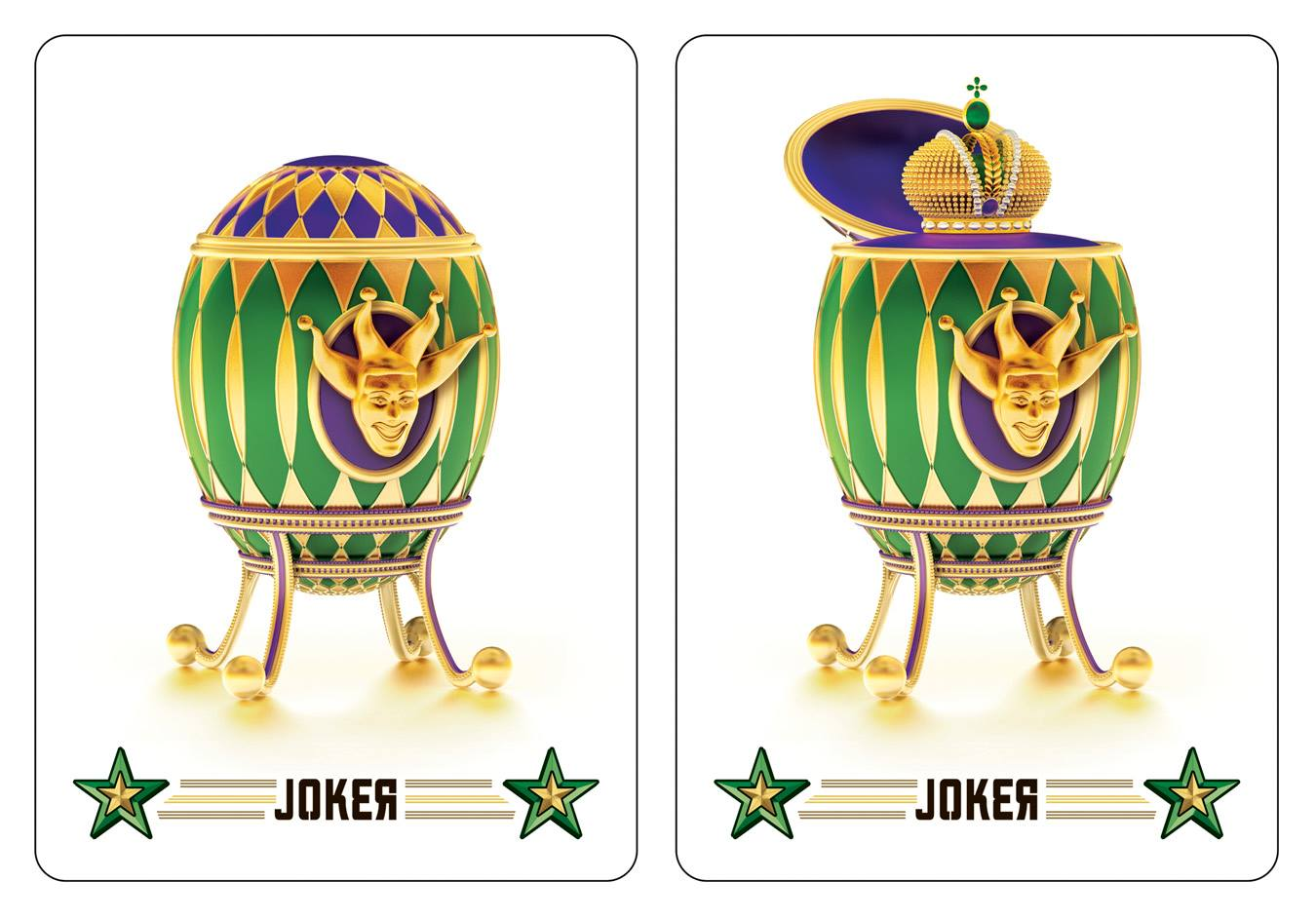 News: Midnight Card Company Releases Both Joker Designs for Upcoming Imperia lDeck