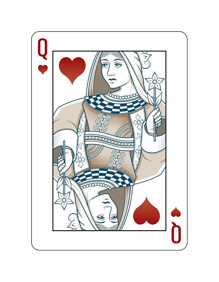 Queen Of Hearts 3