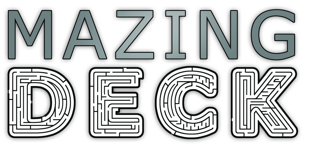 Kickstarter: Mazing Playing Cards Combine Mazes and PlayingCards