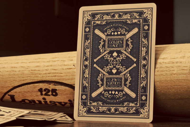 Designers: Panini Golden Age 2013 Playing Card Inserts